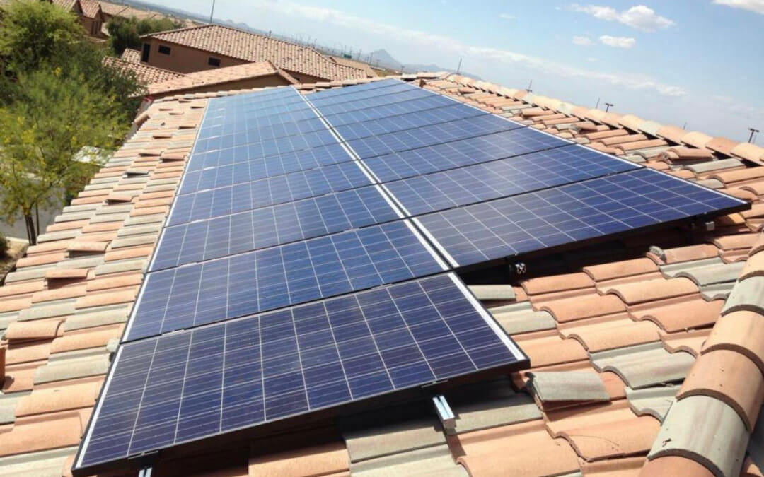 Las Vegas Leads Region In Solar Energy